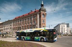 Польские электробусы «Solaris» уже «набегали» 10 миллионов километров