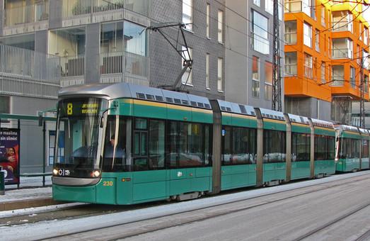 В Хельсинки вывели из эксплуатации низкопольные трамваи «Bombardier Variotram»
