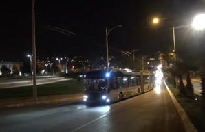 Открытие троллейбусного движения в Шанлыурфе откладывается