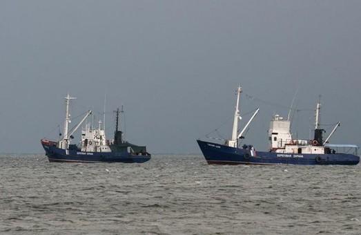 Германия и Франция готовы выступить гарантами свободы судоходства в Керченском проливе