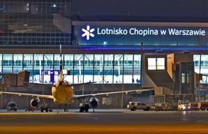 Киев стал одним из наиболее популярных направлений аэропорта Варшавы