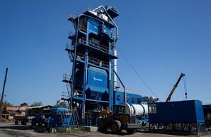 В Одесской области появится еще один асфальтный завод