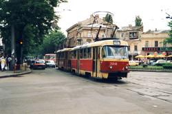 Одесский электротранспорт во времена бурных 90-х (ФОТО)