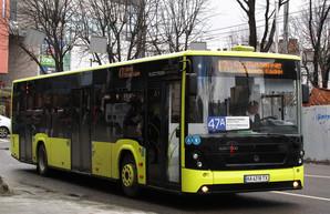 Коммунальный перевозчик Львова получил уже все 150 новых автобусов большого класса