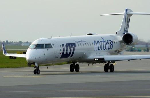 Вчера в Одессе из-за тумана не смог приземлится авиалайнер