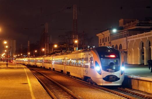 Скоростные поезда «Укрзализныци» в 2018 году перевезли более 5,5 миллионов пассажиров