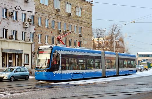 Киев отменил два тендера по закупке новых трамваев