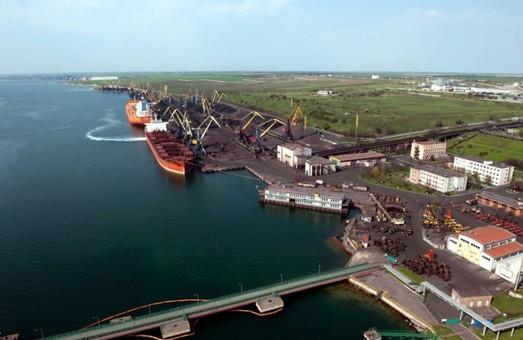 В порту «Южный» под Одессой поменялся руководитель