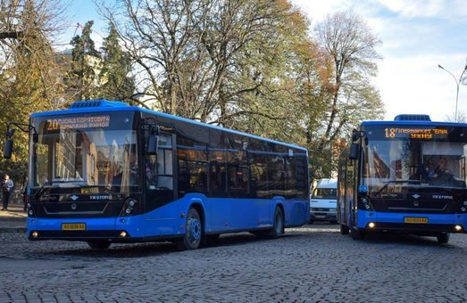 Сколько и каких автобусов произвели и купили в Украине в 2018 году