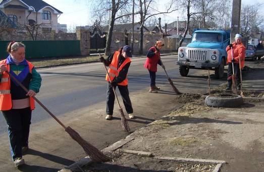 Поддерживать чистоту на улицах Черноморска будет фирма с уставным капиталом в 100 гривен