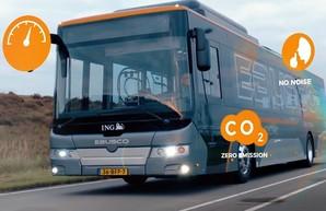 «Deutsche Bahn» тестрирует электробусы
