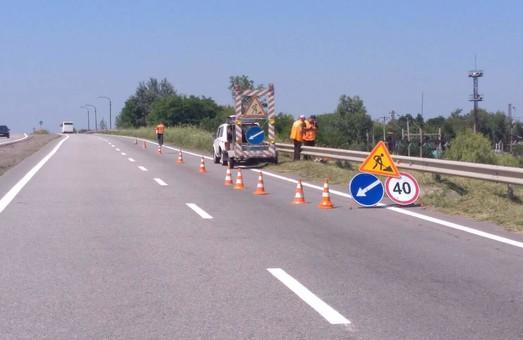 Содержание местных автомобильных дорог в двух районах юга Одесской области оценили более чем в 35 миллионов гривен