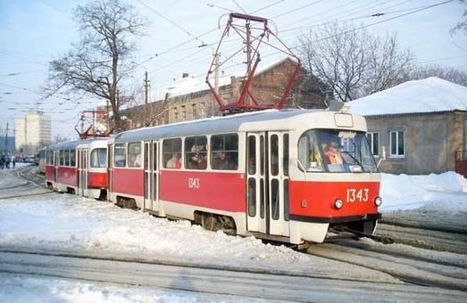 В Днепре водители трамвая и троллейбуса в дефиците