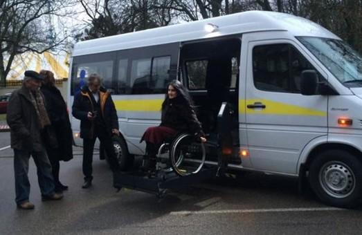 В Белгород-Днестровском развивают проект «Социальное такси»