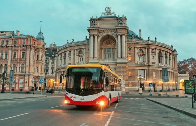 Сколько и каких троллейбусов произвели и купили в Украине в прошлом году