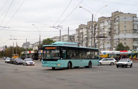 Сумы хотят приобрести четыре троллейбуса за 22,5 миллиона гривен