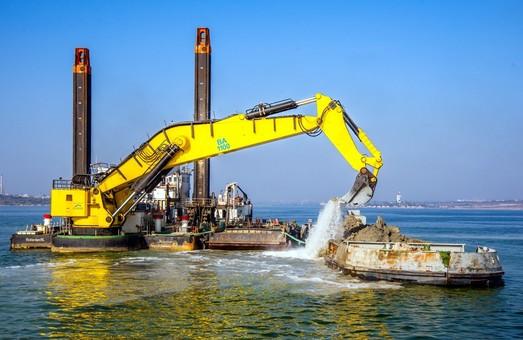 В АМПУ рассказали о планах углубления дна в портах Большой Одессы