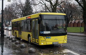 Цена проезда в автобусах Львова выросла, а вот качество услуг нет