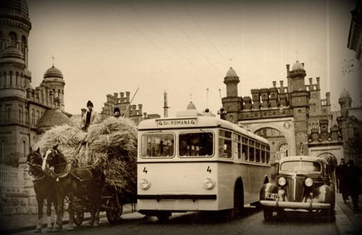 Черновицкому троллейбусу – 80 лет