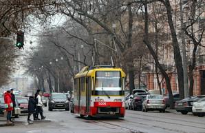 В Одессе объявили тендер на реконструкцию улицы Софиевской и двух перекрестков с трамвайным движением