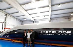 Из Киева в Одессу «Hyperloop» доставит пассажиров за 35 минут