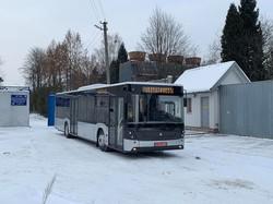 Порт Ольвия купил автобус «Электрон» почти за 5 миллионов гривен