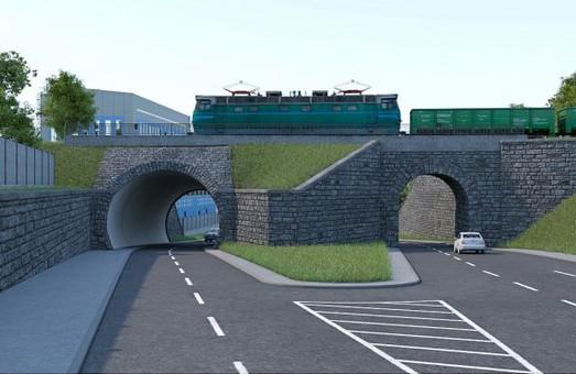 Из-за реконструкции арки в Кропивницком изменят движение общественного транспорта