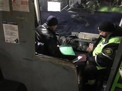 В Харькове «Укртраснбезопасность» начала проверку городских автобусов