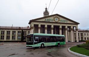 Во Львове вот уже более чем полгода не курсирует первый украинский электробус