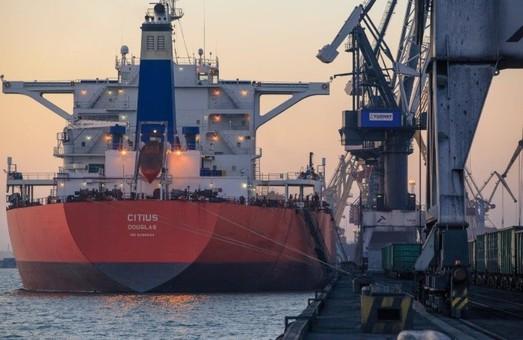 В Кабине утвердили финансовый план государственного стивидора порта «Южный»