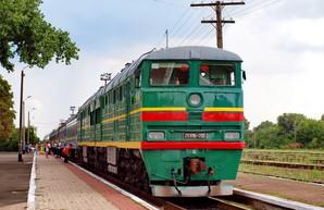 В кассах на станциях Одесской области продали за год почти 750 билетов на международные поезда