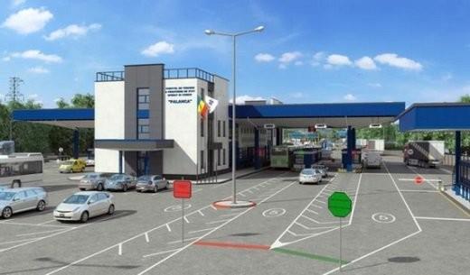 КПП в Паланке открыли для всех видов транспорта