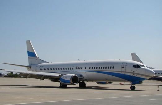 В Украину будет летать еще одна авиакомпания
