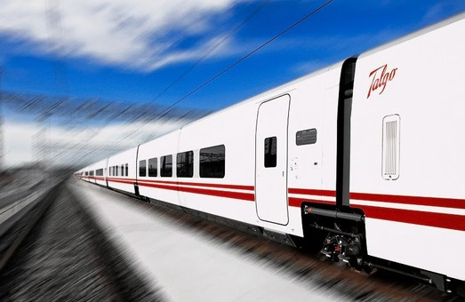 «Deutsche Bahn» купит 100 новых поездов «Talgo»