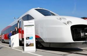 В Италии испытывают скоростные поезда V250