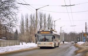 В Кривом Рогу просят запустить новый троллейбусный маршрут
