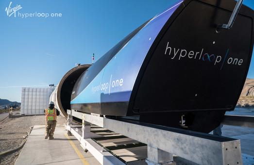 Тестовая площадка «Hyperloop» в Украине может появиться уже в ближайшее время