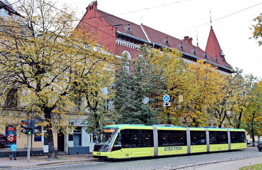 Львовские коммунальные транспортные предприятия глубоко убыточны