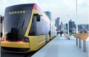 В столице Польши появятся корейские трамваи «Hyundai Rotem»