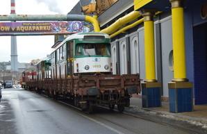 Трамвайные вагоны «TatraT2R» будут работать в Праге после ремонта в Остраве