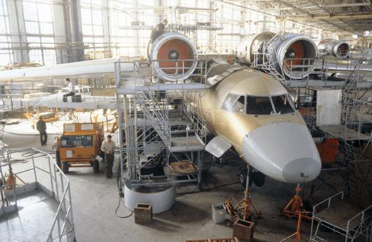 Канадцы готовы модернизировать украинские самолеты Ан-74