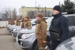 Одесская железная дорога создала свой спецназ