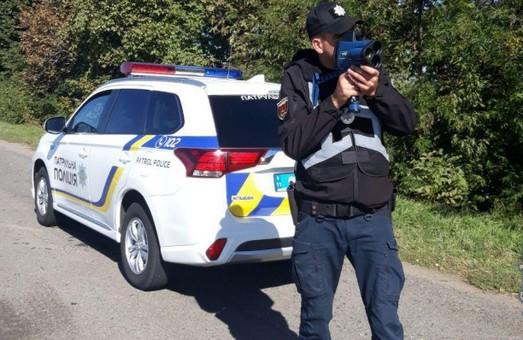 На дорогах Одесской области появились новые лазерные радары «TruCam»