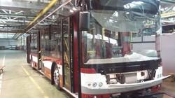 Мэр Ивано-Франковска показал, как строят автобусы «Богдан» для этого города