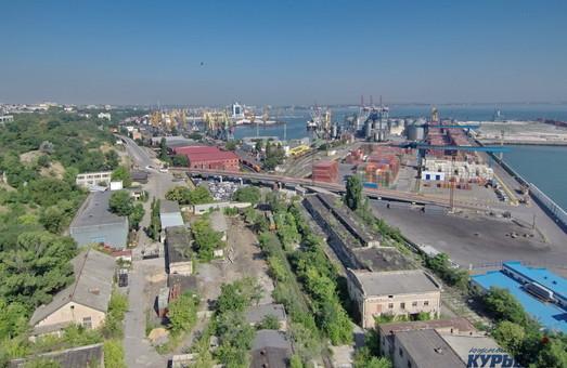 В Одесском порту рассказали про обработку контейнерных поездов в прошлом году