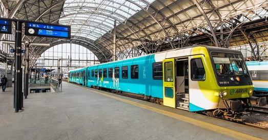 Дочерняя компания «Deutsche Bahn» будет обслуживать новые маршруты в Чехии