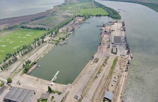 Власти Одесской области просят уменьшить портовые сборы для портов на Дунае