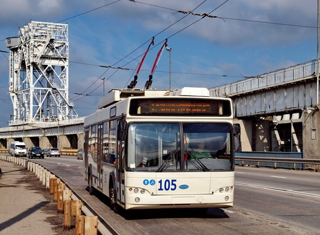В Запорожье закупят трамваи и троллейбусы и восстановят троллейбусный маршрут через Хортицу