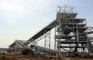 Зерновой терминал в порту «Южный» обработал с момента запуска почти 10 тысяч вагонов зерна.