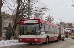 В Ивано-Франковске дорожает проезд в троллейбусах